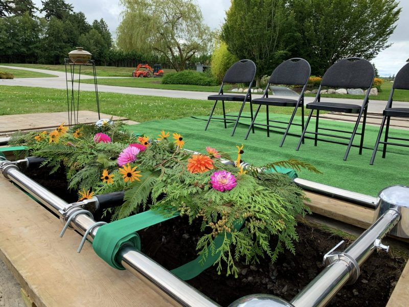 Surrey Green Burial